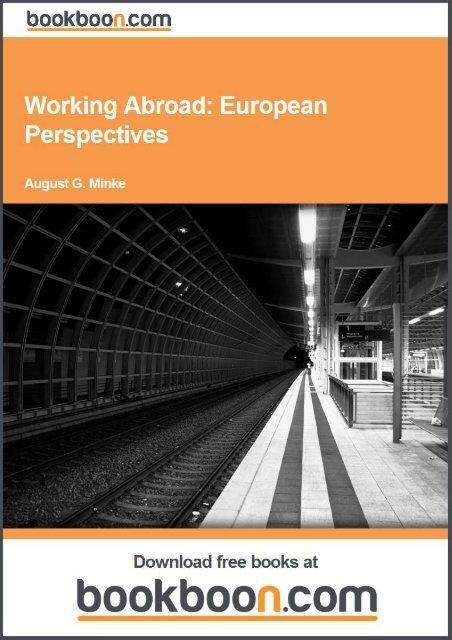 Working Abroad: European Perspectives Language     - Tutorsindia