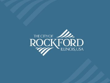 Rockford Housing Authority - the City of Rockford