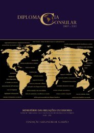 Diplomacia Consular 2007 a 2012 - Brasileiros no Mundo ...
