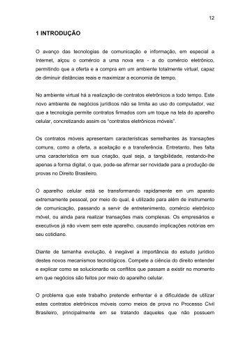 1 INTRODUÇÃO - Milton Campos