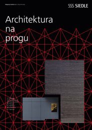 Architektura na progu - s3art