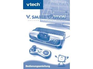 V.Smile® Produkte werden speziell für Kinder - VTech