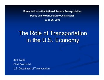 Logistics role in the economy and the organization Custom
