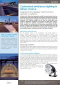 Re-Lighting Historic Nimes - Architectural SSL - Page 2