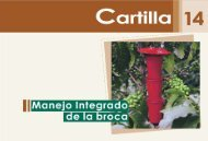 ManEJO InTEgraDO DE la BrOca - Cenicafé