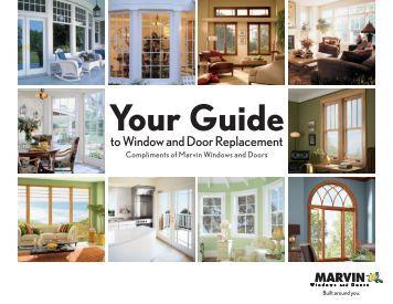 to Window and Door Replacement - Marvin Windows and Doors
