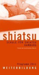 Shiatsu-Weiterbildung 2011_12 - Therapeuten.de