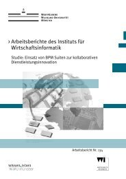 PDF File - Department of Information Systems - Westfälische ...