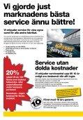 Otroligt bra erbjudanden på både maskiner och service + mycket mer - Page 6