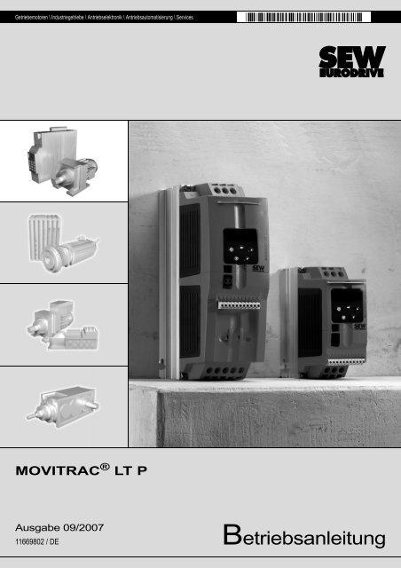 MOVITRAC® LT P - SEW-Eurodrive