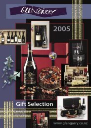Glengarry Christmas Catalogue 2005.indd