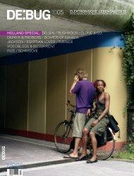 holland special: delsin / rushhour / clone co. dapayk padberg - De:bug