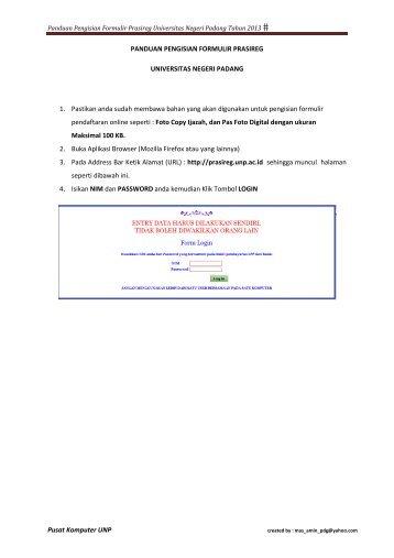 Download Panduan - Universitas Negeri Padang