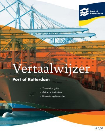 Download - Port of Rotterdam