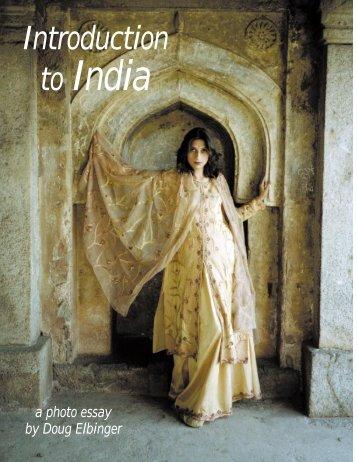 Intro to India (.pdf, 368k)