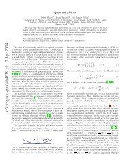 arXiv:quant-ph/0404039 v1 7 Apr 2004