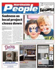 Northside People (East) October 15th 2014