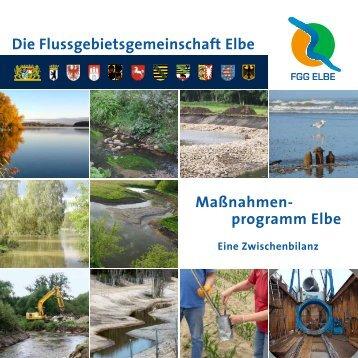 Broschüre - FGG Elbe