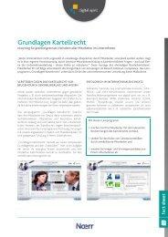 "Lernprogramm ""Grundlagen Kartellrecht"" - Compliance Training"