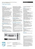 58PFL9955H/12 Philips LED-TV, jossa Ambilight Spectra 3 ja ... - Page 3