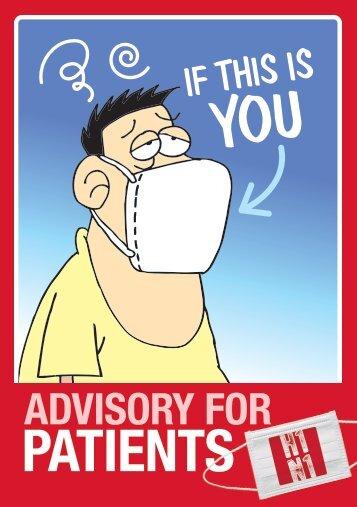 Advisory For Patients - UPM
