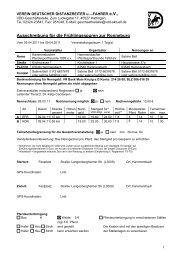 Ausschreibung Distanz 2011 - Hammersbacher Pferdesportfreunde ...