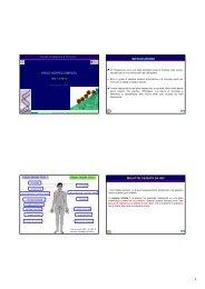 INTRODUZIONE - Sezione di Microbiologia