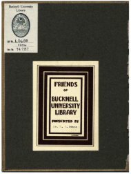 1 - Library and Information Technology - Bucknell University