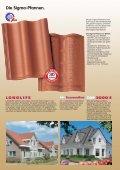 Beton-Dachstein-Programm: Sigma-Pfannen - Seite 2