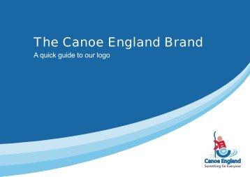 Logo Guidelines - Canoe England