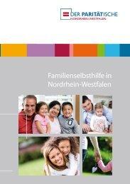 Familienselbsthilfe in Nordrhein-Westfalen - VAMV NRW
