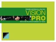 Télécharger l'argumentaire Pourquoi Vision Pro - Agefos PME