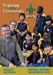 Scouting Community - Scouts Victoria