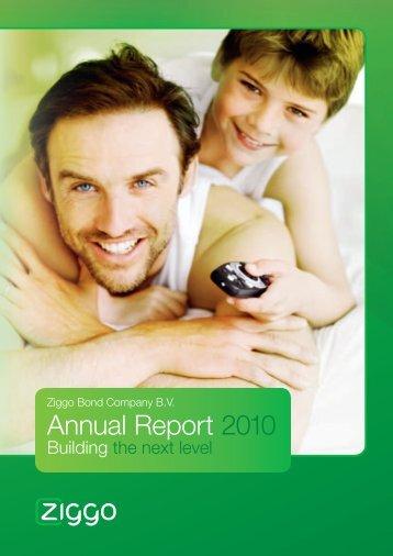 Annual Report 2010 - Alle jaarverslagen