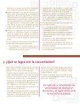 Concertando para la lucha contra la pobreza - Mesa de ... - Page 7