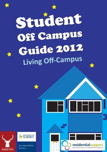 Student - University of Surrey's Student Union