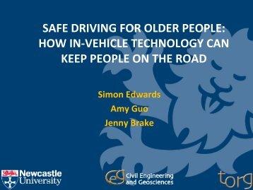 Driving Simulator - the RAatE website
