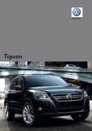 Tiguan - Hatfield Volkswagen