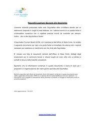 Requisiti Legali per Sposarsi alle Seychelles