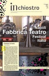 Napoli Festival Italia - Istituto Universitario Suor Orsola Benincasa