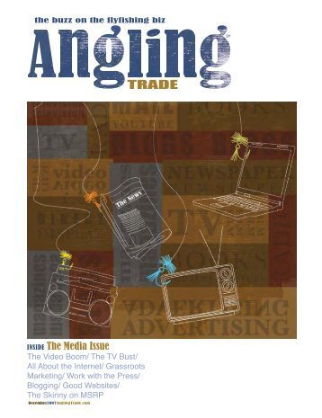 InsIDe The Media Issue - Angling Trade