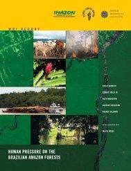 Human Pressure on the Brazilian Amazon Forests - Biblioteca ...