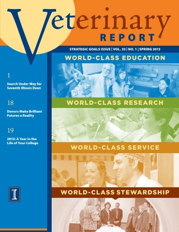 Spring 2013 Vol. 33 No 1 (in pdf) - University of Illinois College of ...
