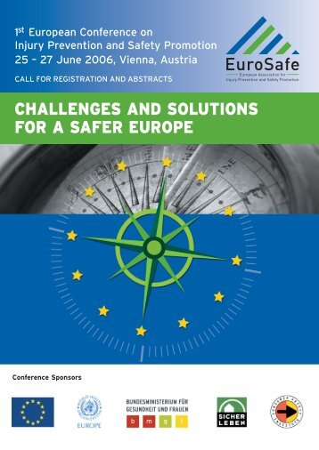 CHALLENGES AND SOLUTIONS FOR A SAFER EUROPE