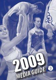 Media Guide - Gymnastics Australia
