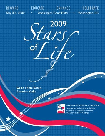 Stars of Life Celebration - American Ambulance Association