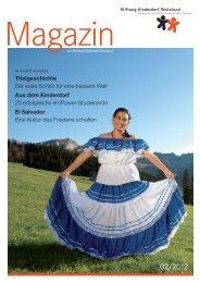 Magazin - Stiftung Kinderdorf Pestalozzi