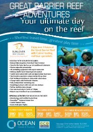 Your ultimate day on the reef - Sunlover Holidays