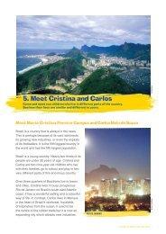 Fact sheet 5 - Meet Cristina and Carlos
