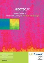 hicotec ® tp - Frenzelit Werke GmbH